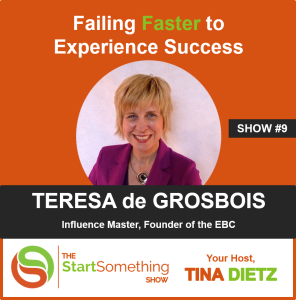 Failing Faster to Experience Success