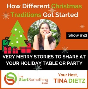 The Start Something Show Christmas Traditions Episode