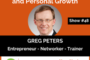 Networking - Tina Dietz & Greg Peters