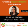 Creating Passive Income with E-Books - Sylvie McCracken - Episode #49