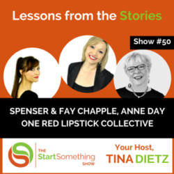 Lessons From the Stories of One Red Lipstick – Episode #50