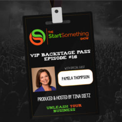 3 Keys to Unleash Your Creative Living – Pamela Thompson – S2Ep18